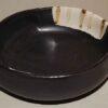 Keramik-Schale Oribe kuro 2