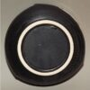 Keramik-Schale Oribe kuro 5