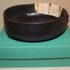 Keramik-Schale Oribe kuro 3