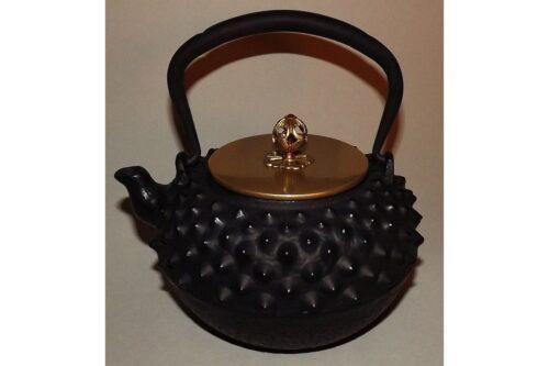 Wasserkessel oder Teekanne Momoka 0.8 L Gusseisen 8
