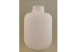 Tokkuri Glas semi-transparent - feinstens satiniert 430ml 8