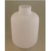 Tokkuri Glas semi-transparent - feinstens satiniert 430ml 2