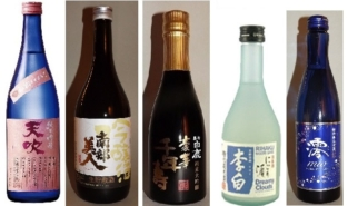 Sake-Start-Set gehobene Qualität 8 tlg. 7
