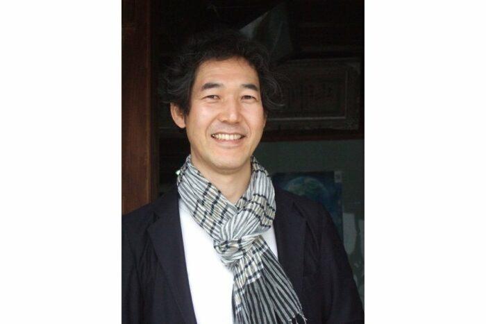 Ochoko Keyaki orenji 2