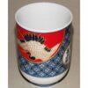 Keramikbecher Tsuru & Kame 6