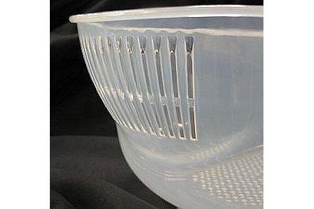Reis-Waschsieb Kunststoff 25cm 3