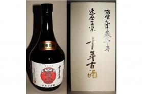 Daruma Masamune Aged Junmai Sake-Set 3 Jahrgänge à 180ml 10