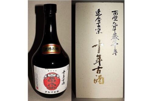 Daruma Masamune 10 Jahre 720ml Aged Junmai 6