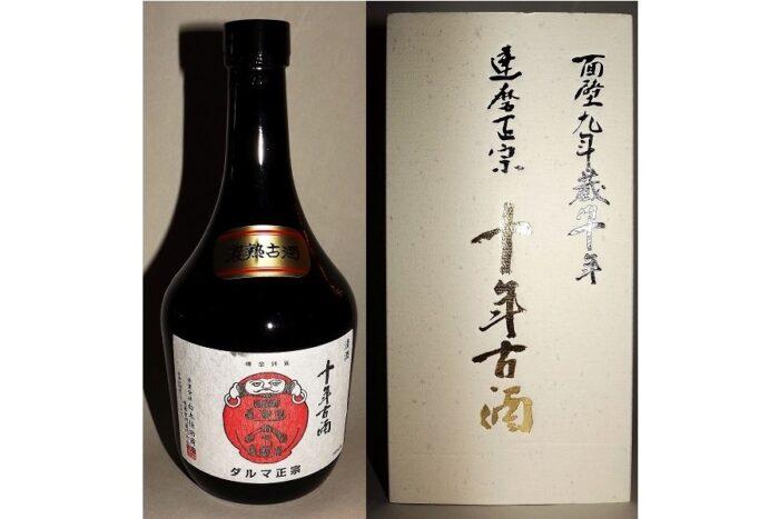 Daruma Masamune 10 Jahre 720ml Aged Junmai 1