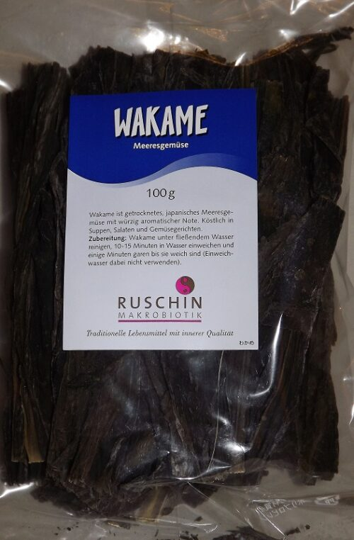 Wakame Muso 100 g 6