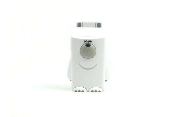 Kühlschrank-Wächter Shiro Kuma (englische Version) 1