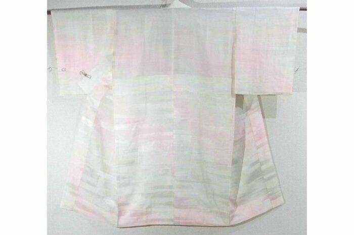 "Juban Seide antik ""Kazumi"" pastell 2"