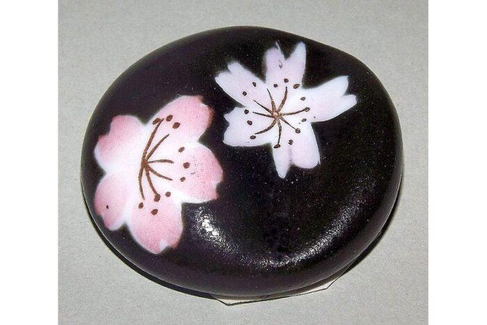 Hashioki Mame Sakura 1 Stück - REST ! 1