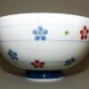 Keramik Reis-Schale Uzu Hana Chirashi 2