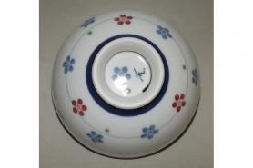 Keramik Reis-Schale Nami shiro 12