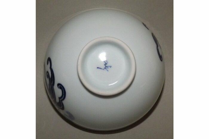 Keramik Reis-Schale Nami shiro 3