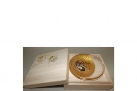 Paar-Set Fujin /Windgott + Raijin /Donnergott im Holzkasten 9