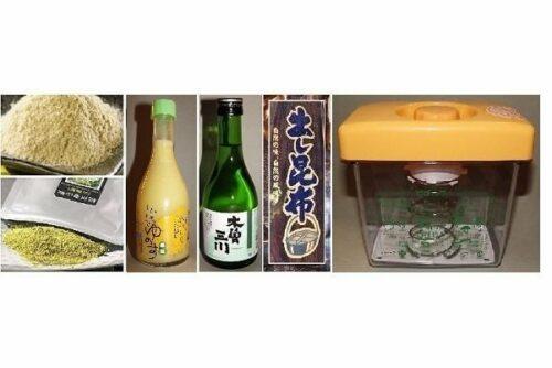 Tsukemonoki-Zubereitungs-Set 27