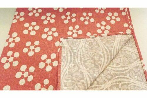 Furoshiki Rikyubai pink/grey 48 cm 24