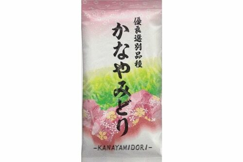 Sencha Kanaya Midori 80 g Shizuoka 8