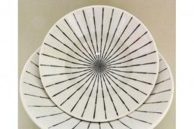 Bowl Tokusa shiro Größe 4 9