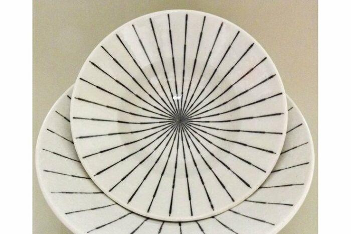 Bowl Tokusa shiro Größe 4 1