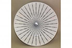 Bowl Tokusa shiro Set mit 5 ineinander passenden Schalen 15