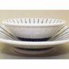 Bowl Tokusa shiro Set mit 5 ineinander passenden Schalen 2