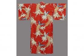 Kimono Kasuri aoi 8