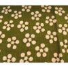 Furoshiki Rikyubai green/yellow 48 cm 2