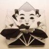 Furoshiki Origami Fukusuke 50 cm 5