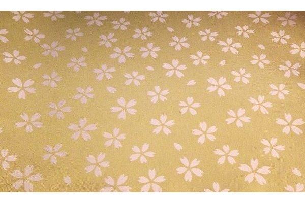Furoshiki Sakura lightgreen/lightpink 48 cm 1