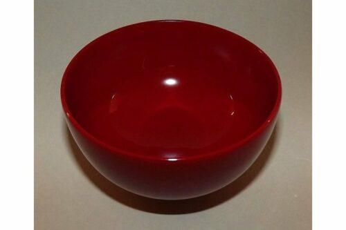 Urushi Lack-Bowl Aka 10