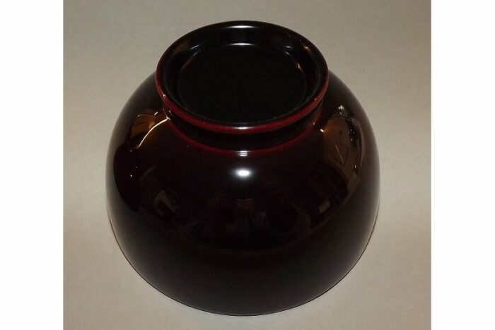 Urushi Lack-Bowls 1 Paar 2