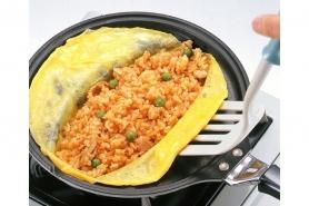 Spezial Omelette-Pfanne für Omuraisu / nur für Gas 13
