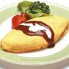 Spezial Omelette-Pfanne für Omuraisu / nur für Gas 9