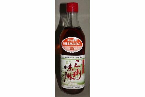 Sumiya-Bunjiro Shoten Hon-Mirin 500 ml 14% Alkohol 5