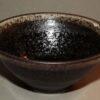 Bowl schwarz mit beigem Rand 3