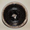 Bowl schwarz mit beigem Rand 4