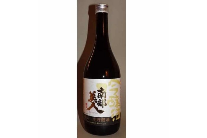 Nanbu Bijin Ginjo 720 ml 1