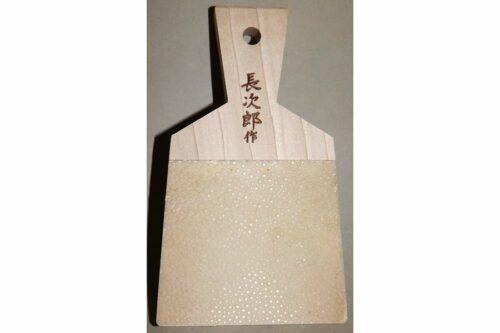 """Oroshigane Ray-Skin handmade """"S"""" 6"""
