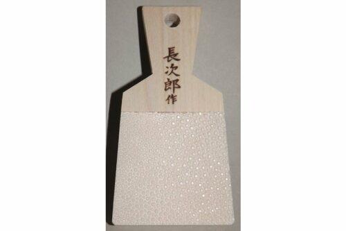 """Oroshigane Ray-Skin handmade """"S"""" 4"""