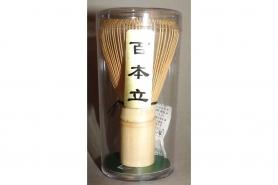 Chasen Kazuhou / Teebesen japanische Handarbeit 7