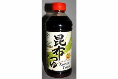 Tsuyu Kombu 500 ml Yamasa 6
