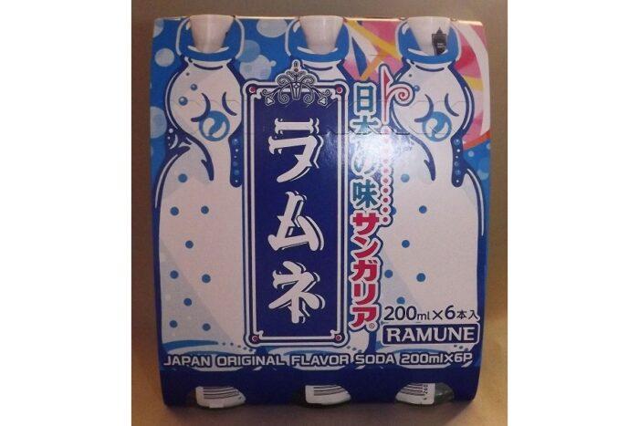 6er-Pack Ramune Sangaria 1200 ml inkl. Pfand 1