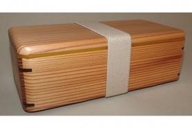 Bento-Box / Jubako Mizu Indigo 14