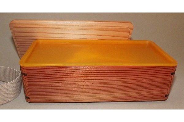 Bento-Box Sugi mit Cooler 4