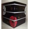 Bento-Box / Jubako Ojyu Black 4