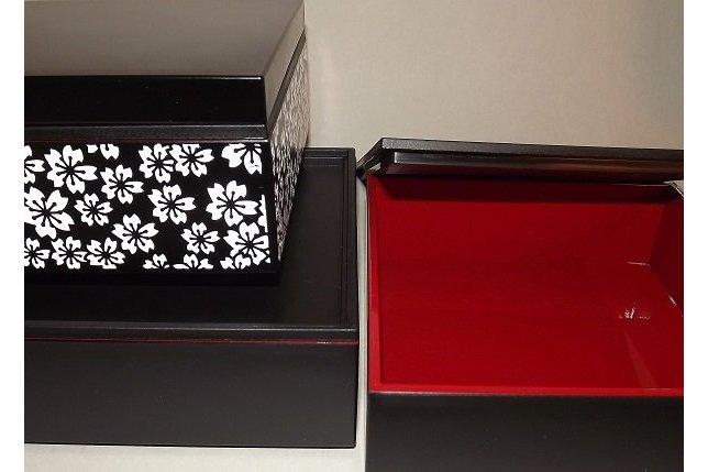 Bento-Box / Jubako Sakura Ko 4