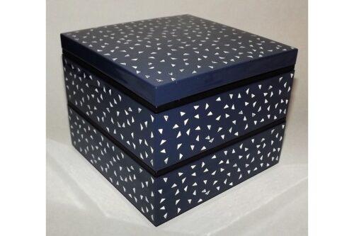 Bento-Box / Jubako Yuki Indigo 8